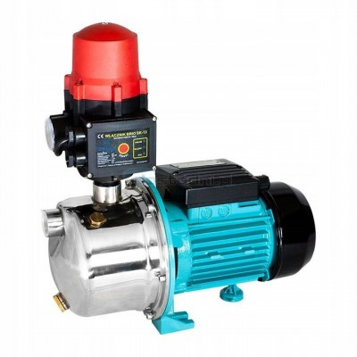 HYDROFOR bezzbiornikowy Pompa automatyczna INOX + BRIO