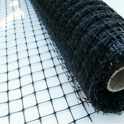 Siatka na krety 35g mocna 2x50m + 50 kotew do mocowania siatki